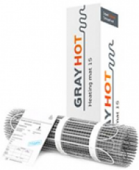 Gray Hot мат