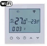 Терморегулятор EcoTerm SN WI-FI White