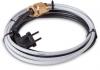 Комплекты саморегулирующегося кабеля с фторопластовой оболочкой Fine Korea PI-FS16 Экранирован с фитингом