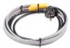 Комплекты саморегулирующегося кабеля с термостатом Fine Korea PO-F16-T Экранирован