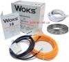 Двужильный нагревательный кабель Woks-18